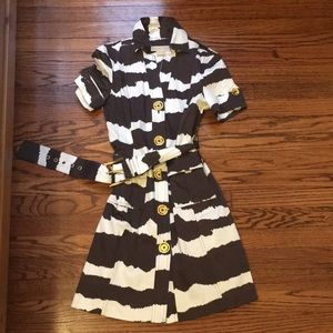 Michael kors Safari dress 2P